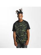 DEF T-Shirt Forrest grün