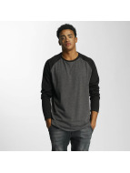 DEF T-Shirt manches longues Frenzy gris