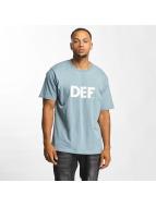 DEF T-Shirt Her Secret turquoise