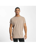 DEF Miguel Pablo Oversize T-Shirt Beige
