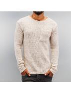 DEF Tröja Knit beige