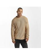 DEF Knit Sweater Beige