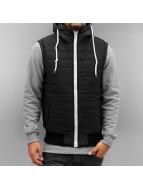 DEF Vest Quilted black