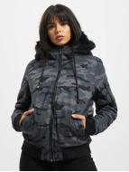 DEF Winter Jacket Bomber gray