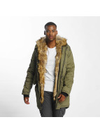 DEF Winter Jacket Jacopo green