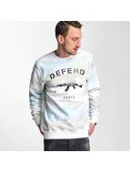 Defend Paris Пуловер Camouflage камуфляж