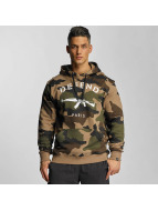 Defend Paris Hoody Hoody camouflage