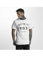 Defend Paris T-Shirt Paris CO white