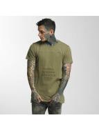 Defend Paris T-Shirty Business 3D khaki
