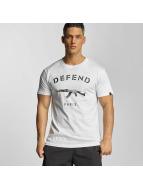 Defend Paris Tričká Paris biela