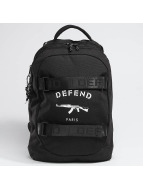 Defend Paris Zaino Skate Bag nero