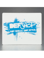 DefShop Sonstige Mousepad weiß