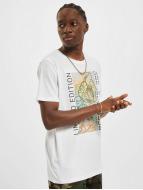 DefShop T-Shirts Art Of Now MOIK beyaz