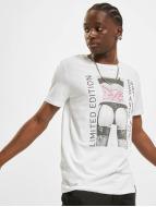 DefShop T-Shirts Art Of Now BAYS beyaz