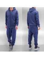 Dehash Basic Sweat Suit Blue Melange