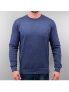 Dehash Base Sweatshirt Blue Melange