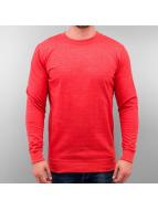 Dehash Base Sweatshirt Red Melange