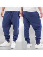 Dehash joggingbroek Blank blauw