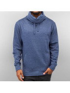 Dehash Pullover Turtleneck blau