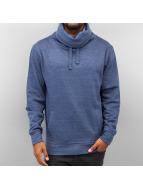 Dehash Pullover Turtleneck bleu