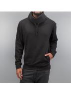 Dehash Pullover Turtleneck noir