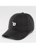 Devilsfruit Logo Snapback Cap Black