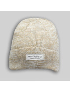 Diamond Slate Beanie Heather Tan