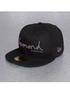 Diamond Hip hop -lippikset OG Script New Era musta