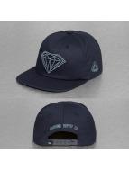 Diamond Snapback Cap Brilliant blue