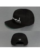 Diamond snapback cap OG Script zwart