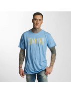 Diamond T-shirt Crescendo blu