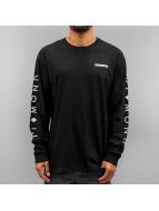 Diamond T-Shirt manches longues Marquise noir