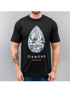 Diamond T-Shirt 101 Carats noir