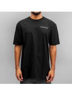 Diamond t-shirt Fundamental zwart
