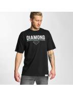 Diamond t-shirt Strike zwart