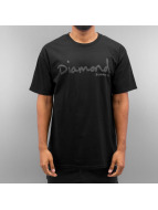 Diamond T-shirtar Tonal OG Script svart