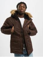 Dickies Зимняя куртка Curtis коричневый