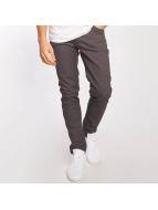 Dickies Облегающие джинсы Slim Skinny Gravel серый