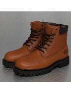 Dickies South Dakota Boots Mahagony