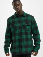 Dickies Camicia Lansdale verde