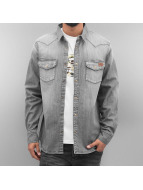 Dickies Camisa Dallas gris