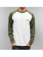 Dickies Camiseta de manga larga Baseball oliva
