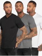 Dickies Camiseta MC 3-Pack negro