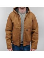 Dickies Chaqueta de invierno Jefferson marrón