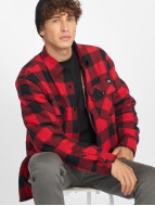Dickies Chemise Lansdale rouge