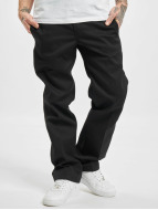 Dickies Chinot/Kangashousut Slim Straight Work musta