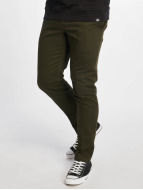Dickies Chinot/Kangashousut Slim Fit Work oliivi