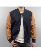 Dickies College Jacket Harrisburg blue
