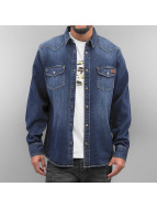 Dickies Hemd Dallas blau