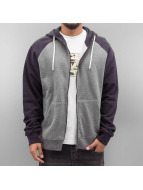 Dickies Hoodies con zip Kirklin blu
